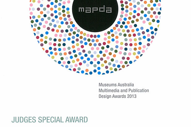 The Cook and the Curator blog, winner of the MAPDA Judges Special Award (Multimedia)!