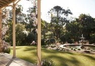 View from the verandah at Vaucluse House. Photo © Stuart Miller for Sydney Living Museums
