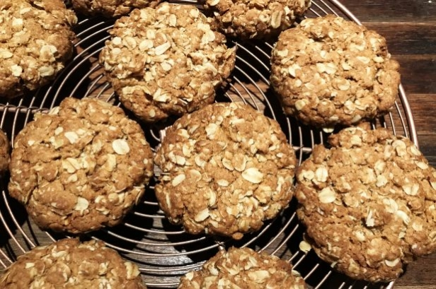 Anzac biscuits – before ANZAC