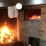 Hearth fire cookery