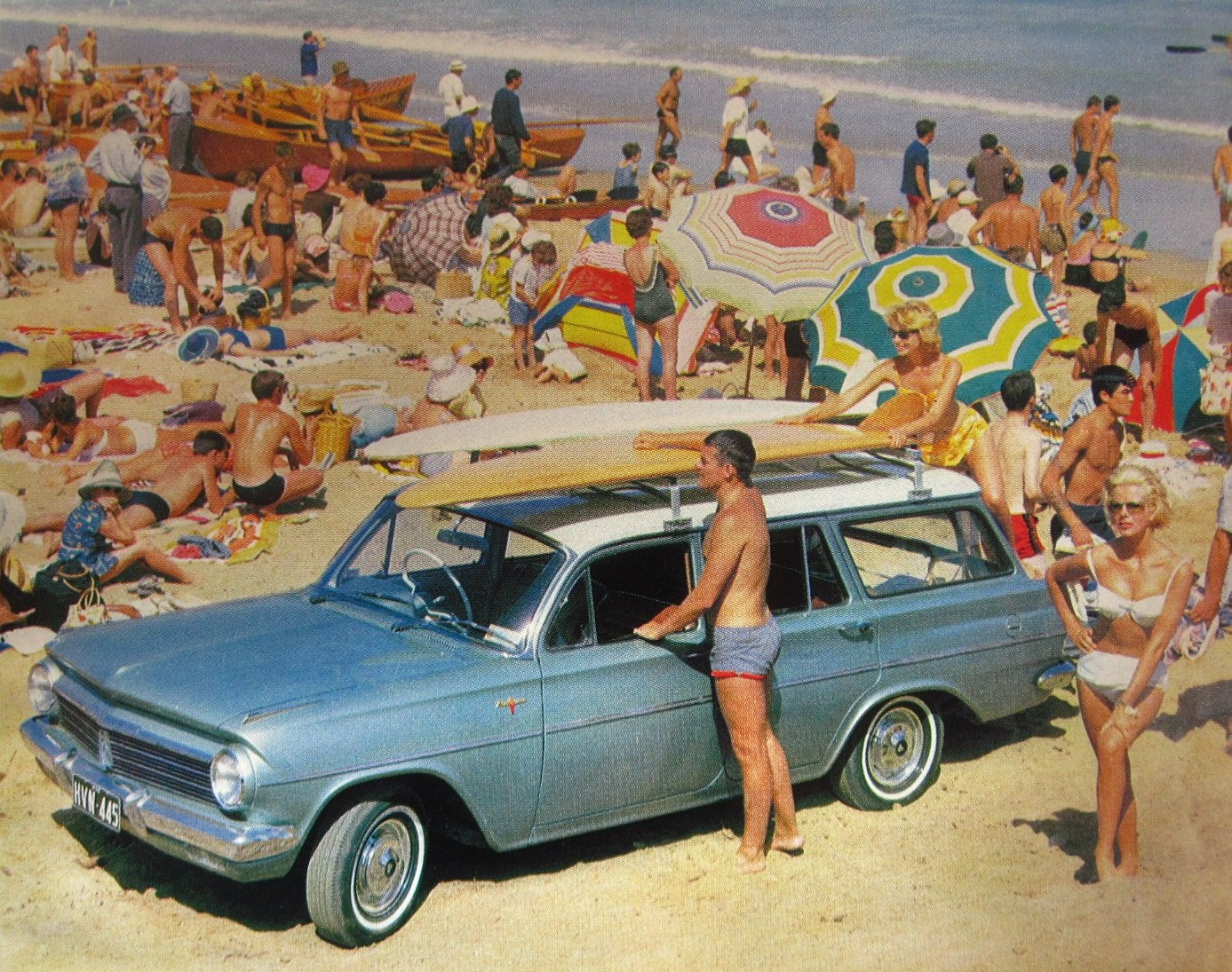 Eh Holden 1964 Surf City Sydney